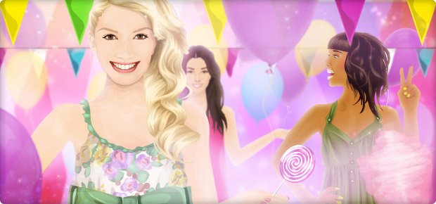 Stardoll Fashion Night Out