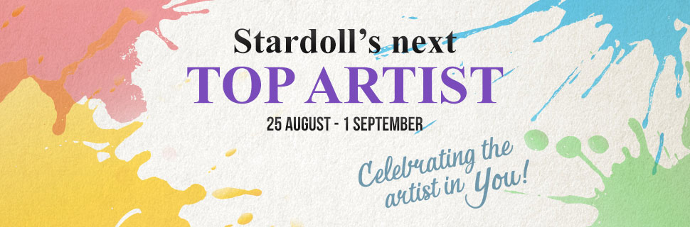 4. Stardoll Next Top Artist Yarışması İçin Hazırlanan Tasarımlar!