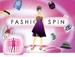 Fashion Spin by Stardoll