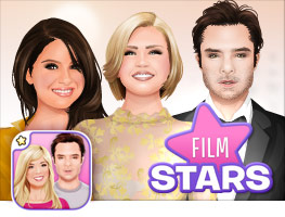 Stardoll Dress Up Film Stars