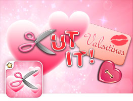 Cut It! Valentines