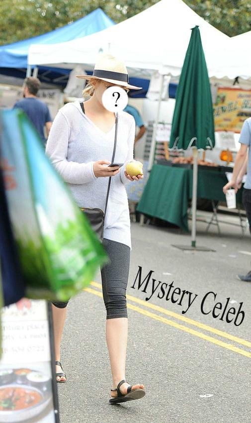 Mystery Celeb 9