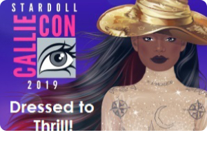 Callie Con 2019 - Dressed to Thrill!