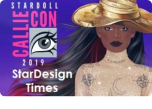 Callie Con 2019 - Vamos criar no Stardesign!