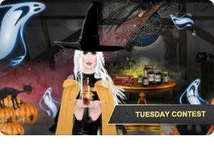 Quiz do Halloween