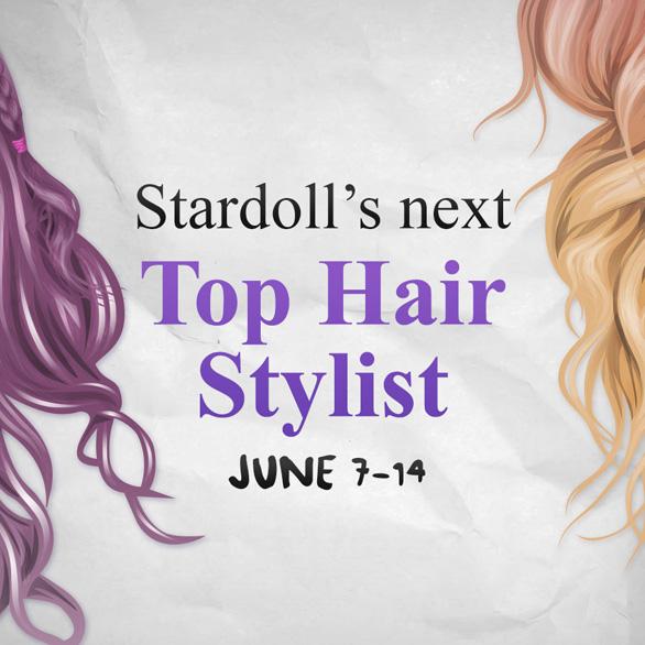Ο Επόμενος Τοπ Στυλίστας Μαλλιών του Stardoll
