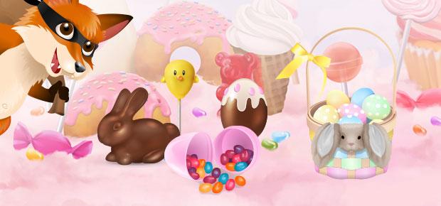 ¡Te necesitamos para organizar esta fiesta de Pascua!