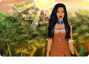 Celebrity Friday! -> Pocahontas
