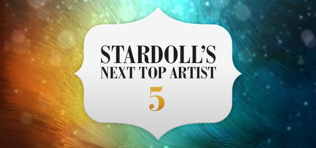 Stardoll's Next Top Artist 5: Sua chance de ser destaque da Museum Mile!