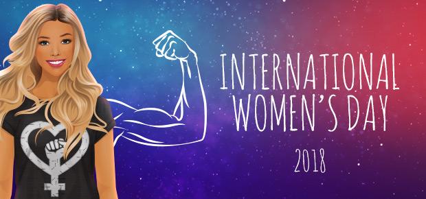 Competição de Dia Internacional das Mulheres