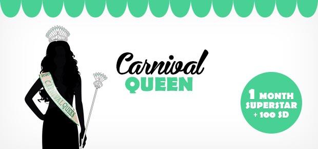 A RAINHA do Carnaval no Stardoll 2020 + Dolls Destaques