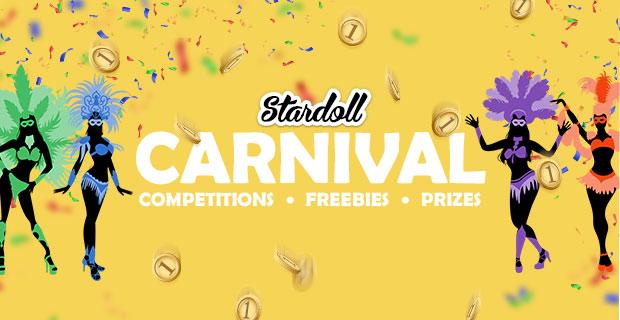 Carnaval no Stardoll  2020 HUB - CONFIRA OS GANHADORES!
