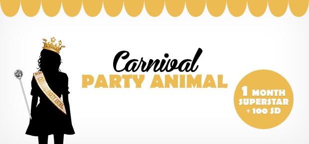 PARTY ANIMAL do Carnaval 2021 + DOLLS EM DESTAQUE
