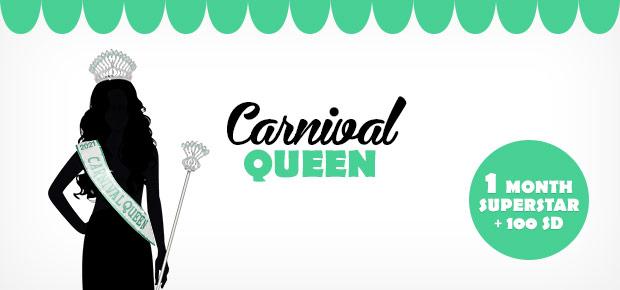 RAINHA do Carnaval 2021 + DOLLS EM DESTAQUE