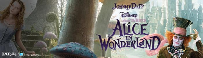 Alice in Wonderland Dress Up Contest