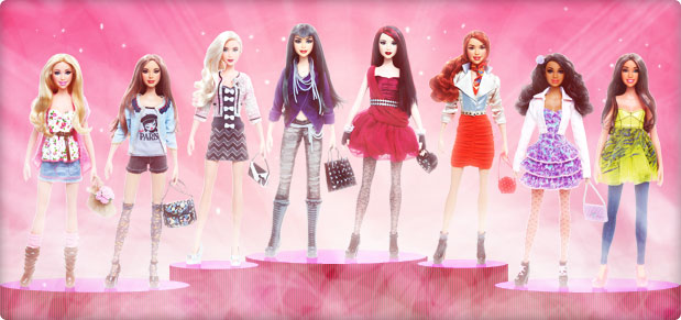 STARDOLL BY BARBİE FALLEN ANGEL !