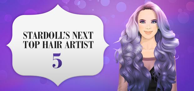 Stardoll's Next Top Hair Artist 5!