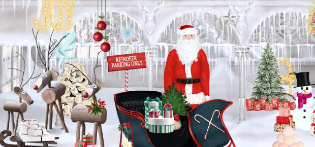 Seasonal Stories of Santa
