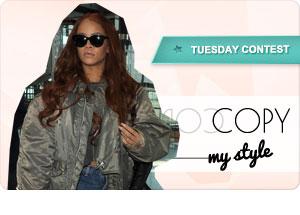 Copy My Style - Rihanna