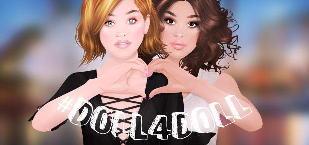 Espalhe  o Amor #doll4doll