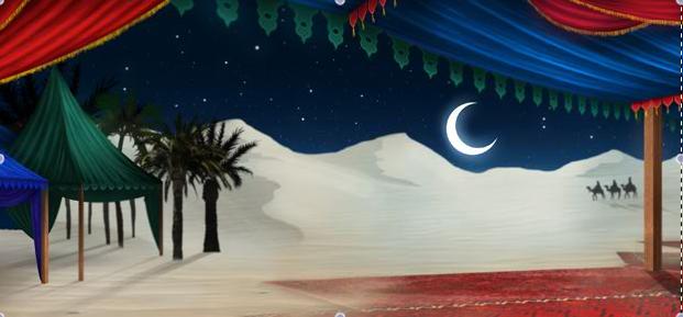 Stardoll celebra Ramadan