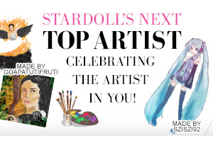 STARDOLL'S NEXT TOP ARTIST: The first design competition celebrating the artist in YOU!