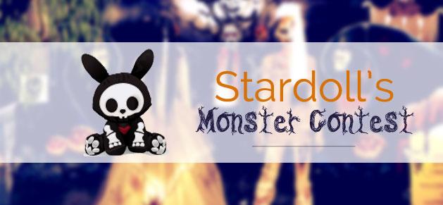 Concurso de Monstruos de Stardoll