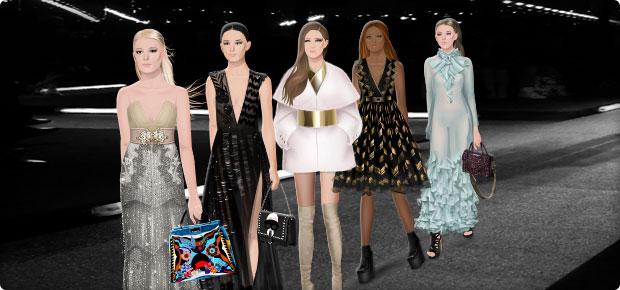 Royalty: Torne-se um estilista de destaque e faça SUA PRÓPRIA coleção!