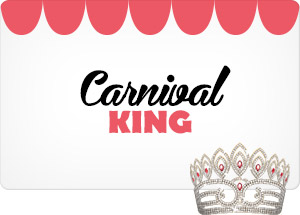 Stardoll Carnival King 2020 Winner + Featured Dolls