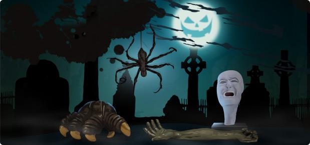 Halloween en Stardoll