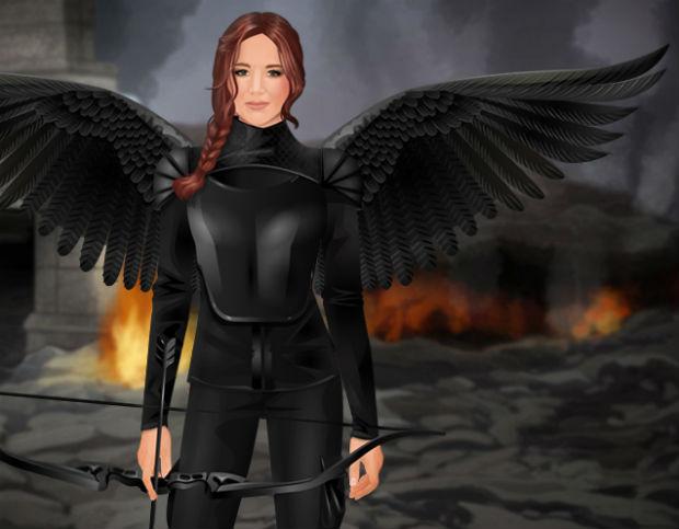Concurso del martes: Decorado de Hunger Games