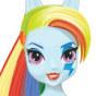 US MLP Rainbow Dash