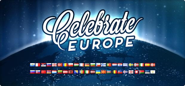 Celebrate Europe!