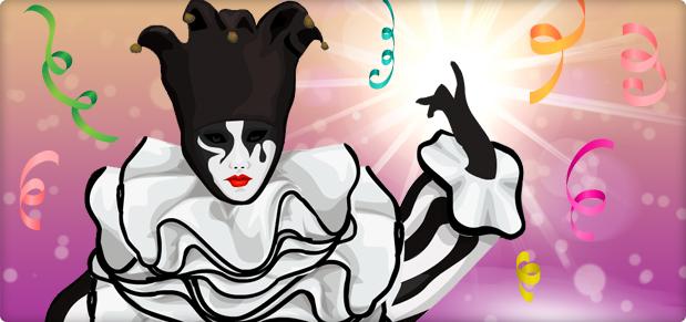 Das skurrilste Karnevaloutfit