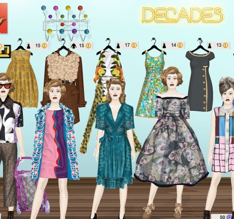 Decades: tylerisbold