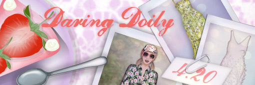 Daring Doily preview