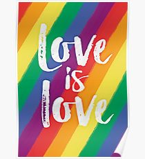 Image result for love is love poster